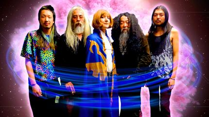 Concierto de Acid Mothers Temple en Columbus