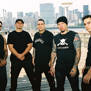 Agnostic Front concert in London