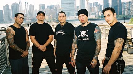 Concierto de Agnostic Front + Sick of It All en Filadelfia