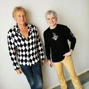 Concierto de Air Supply en San Mateo