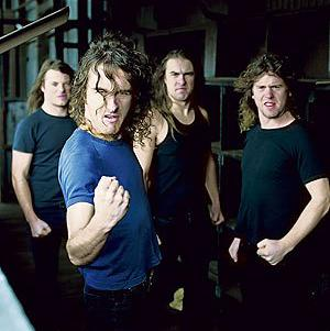 Airbourne concert in Amsterdam