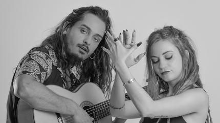 Aitor y María en Granada