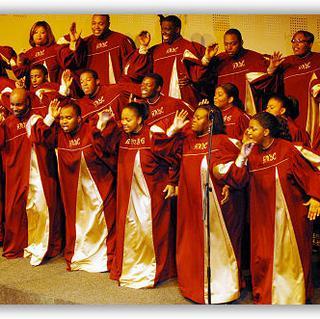 Concierto de Alabama Gospel Choir en Barcelona
