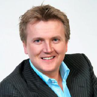 Concierto de Aled Jones en Liverpool