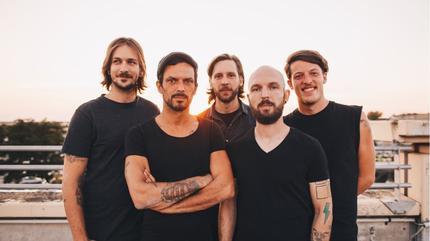 Alex Mofa Gang concert in Wiesbaden