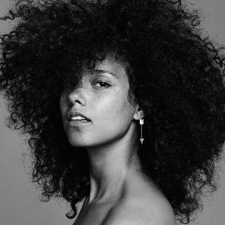 Concierto de Alicia Keys en Hollywood