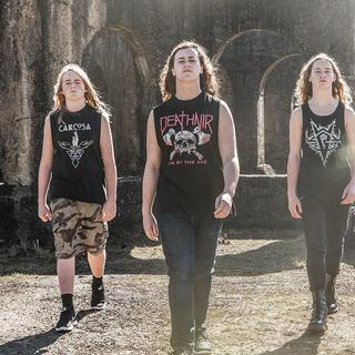 Concierto de Alien Weaponry en Paris