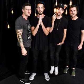 Concierto de All Time Low en Leeds