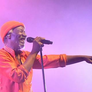Concierto de Alpha Blondy en New York