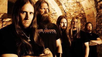 Amon Amarth + Jinjer + Heaven Shall Burn concert à Eindhoven
