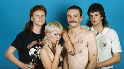 Concierto de Amyl and the Sniffers en Portland