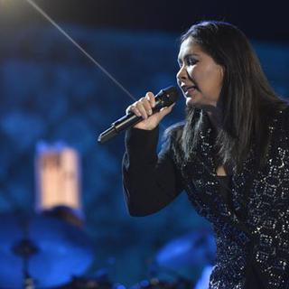 Ana Gabriel concert in Inglewood