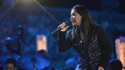 Concierto de Ana Gabriel en Atlantic City