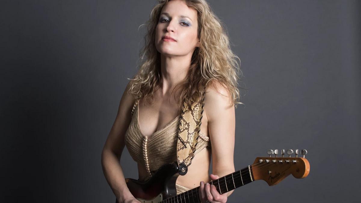Ana Popovic concert in Dortmund