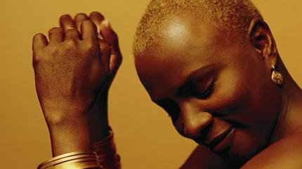 Concierto de Angélique Kidjo en New York