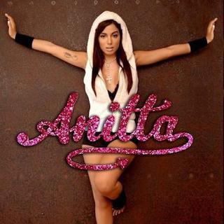 Anitta concert à Curitiba