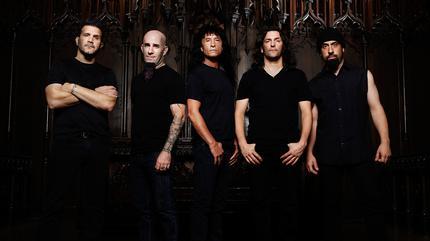 Konzert von Anthrax in Frankfurt am Main