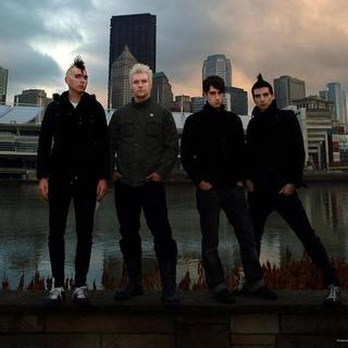 Concierto de Anti-Flag en Chicago
