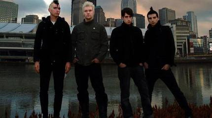 Concierto de Anti-Flag en Dallas