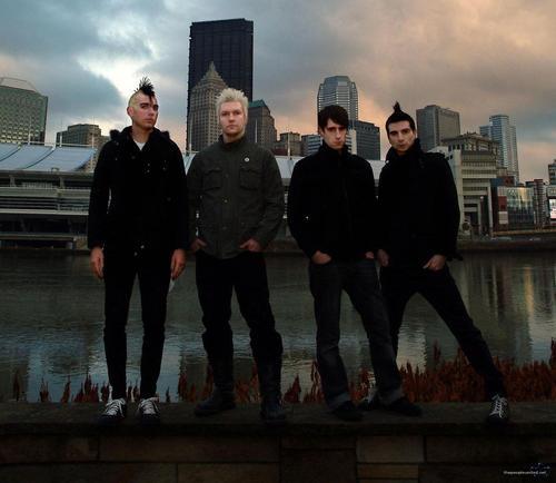 Anti-Flag concert in Hamburg