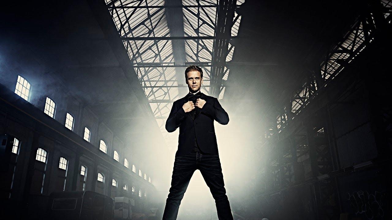Armin van Buuren concert in Amsterdam