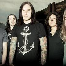 Concierto de As I Lay Dying en San Diego