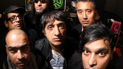 Concierto de Asian Dub Foundation en Annemasse