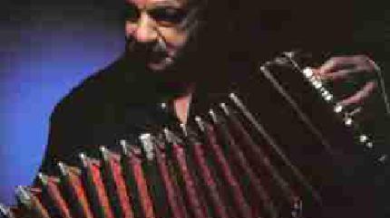 Concierto de Astor Piazzolla en Roma