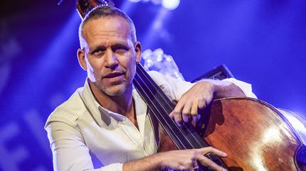 Avishai Cohen (Bass) concert in Mannheim