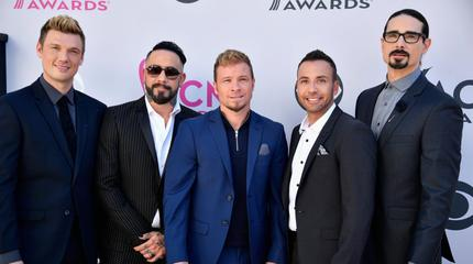 Backstreet Boys Tribute in concerto a Mansfield