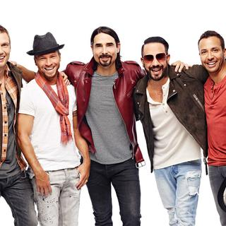 Concierto de Backstreet Boys en New Orleans