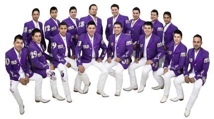 Concierto de Banda MS en Ciudad de Mexico