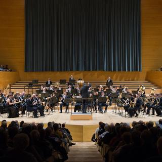 Concierto de Banda Municipal de Barcelona en Barcelona