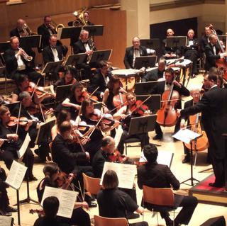 Concierto de Bardi Symphony Orchestra en Leicester