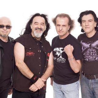 Barón Rojo concert in Madrid