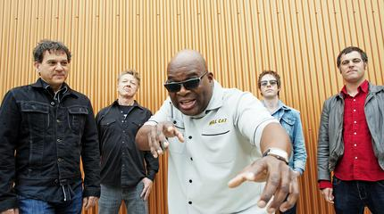 Barrence Whitfield & The Savages en Granada