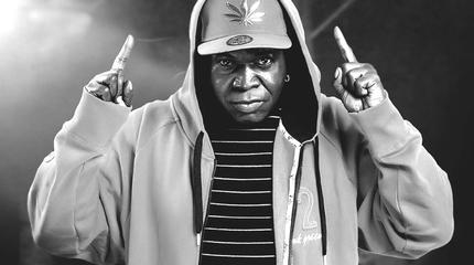 Barrington Levy + Sanchez concert à Leicester