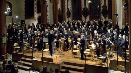 Concierto de Basler Bach-Chor en Friedrichshafen