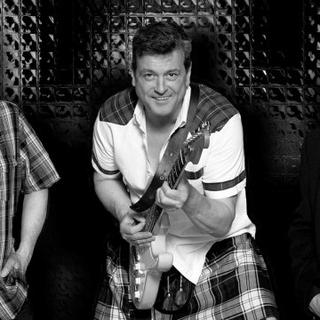 Concierto de Bay City Rollers en Blackpool