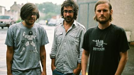 Concierto de BEAK> + Squid + John en Leicester