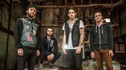 Konzert von Beartooth in Glasgow