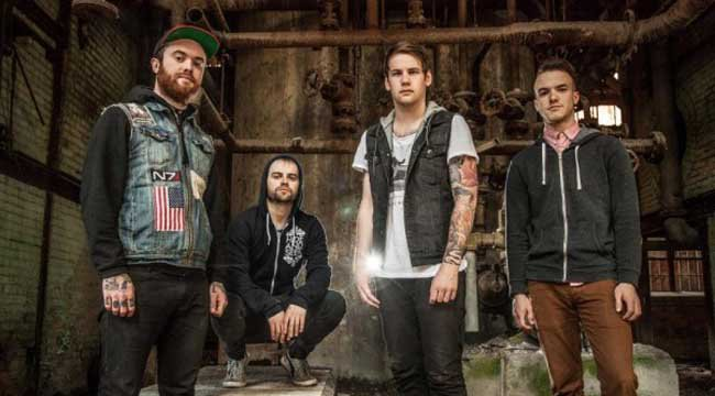 Beartooth + Motionless In White + Stick to Your Guns concert in Toronto