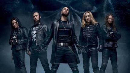 Konzert von Beast in Black in Frankfurt am Main