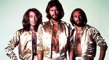 Bee Gees concert à Anvers