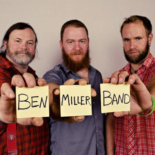 Konzert von Ben Miller Band in Berkeley