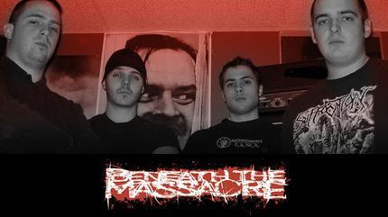 Defeated Sanity + Beneath the Massacre + Origin concert in San Diego