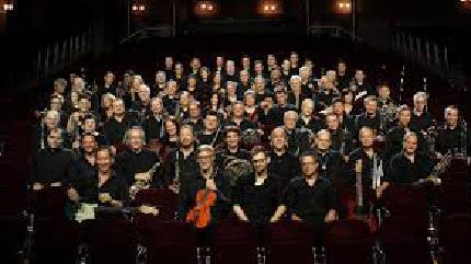 Konzert von Big Band des Orchesters der Vereinigten Bühnen Wien in Wien