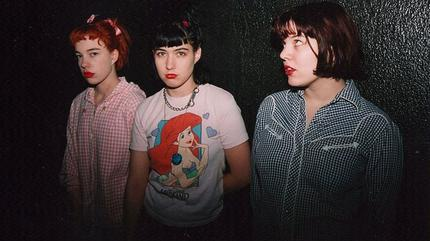 Concierto de Bikini Kill en Milwaukee