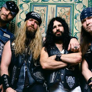 Concierto de Black Label Society en Edmonton