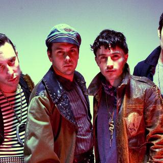 Concierto de Black Lips en Santa Barbara
